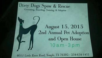 2nd Annual Pet Adoption/ Boarding Open House