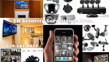 Security Surveilance & TV Inst. & Sales