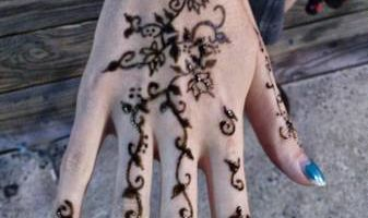 Learn Henna Tattoo in days!