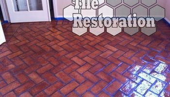 MEXICAN TILE CLEANING AND RE-SEALING