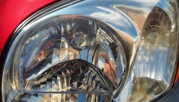 Headlight Restoration -— Small/Medium Cars $55