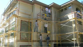 Stucco and Plastering Service