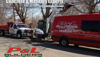 P&L Builders. Concrete & Masonry, Fireplaces, Sidewalks & Residential Construction