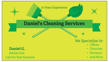 Daniel's Cleaning Services
