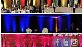 WEDDING LIGHTING DESIGN / LED UPLIGHTS RENTALS