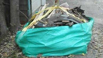 Scrap metal recolector
