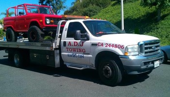 Flatbed Towing & Transport