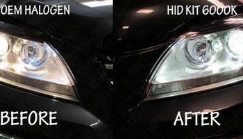 Honda Accord HID Kits Interior LED lights