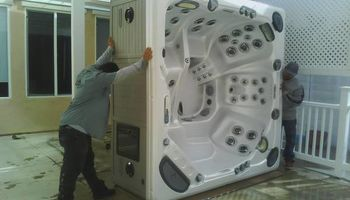 HOT TUBS MOVERS. Pro. Movers Los Angeles