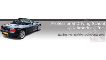 Professional Driving School of the Americas