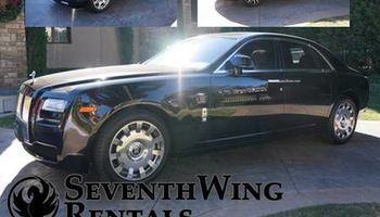 EXOTIC ROLLS ROYCE BENTLEY RENTALS!
