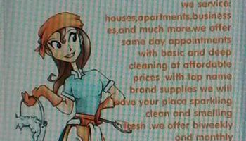 A1 maid service great deal's and fast service