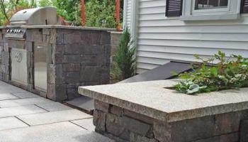 Lawn & Leaf Landscape Artisans. Landscape Design & Installation Stow