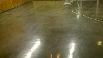 Concrete Polishing ,Stainig & Sealing