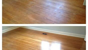 Flooring installs and refinish
