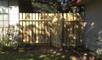 Fence Repair and Installation - 25% OFF!