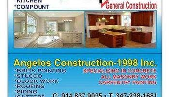 Angelo's Contrucion/ Trabajos de construccin