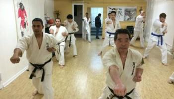Karate-do Iwata Dojo - Japanese Karate