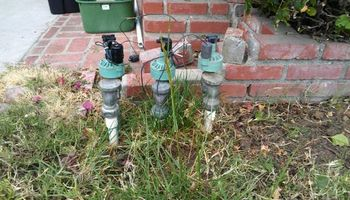 Sprinkler repairs and gas lines intalations for fire pits