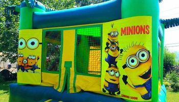 Jumper (Bounce House)Water Slide,Tables and Chairs Rental $45