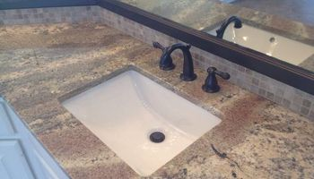 Granite fabrication and installation
