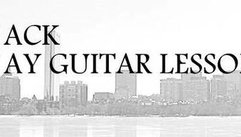 Boston's Top Spot GUITAR LESSONS *Over 21 Years Exp* GIFT Cert. Avail.