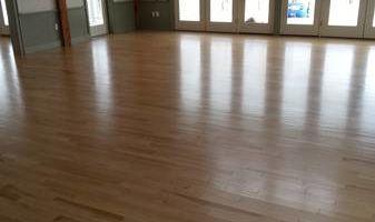 Dustless Floor Sanding new installations