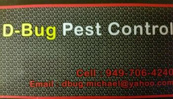 Only $35 pest control