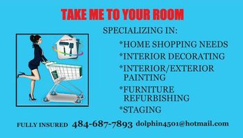 Interior Decorator/Home Staging/Painting