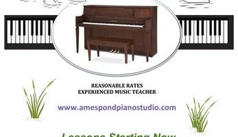 Piano Lessons - Music for All Ages