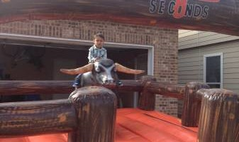 Billy the Bully mechanical bull rental