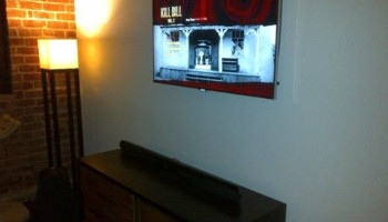 PROFESSIONAL & QUALITY Home Theater & Flat Panel TV Mounting