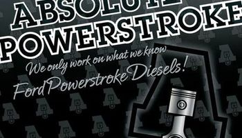 FORD DIESEL SPECALIST - DIAGNOSTICS, REPAIRS AND MODIFICATIONS