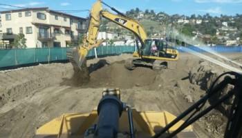 Demolition, excavation, grading - best rates!