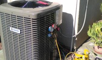 AIR CONDITIONING REPAIR and REPLACEMENT