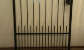 Fences, burglar bars, all metal work welding, iron works