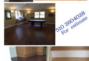 HARDWOOD Floor install, refinish