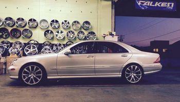 Mercedes Air Suspension Repair 50% cheaper than dealer