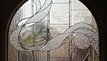 Beveled Glass, Leaded Glass, Stained Glass Repair and Restoration