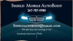Shield AutoBody... Guaranteed to be any shop price. Minor Bodywork