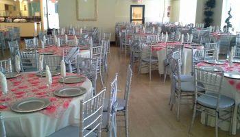 Megaparty rental. Decorating event