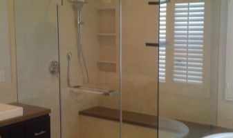 Good price shower doors