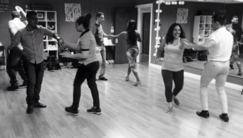 Fuerza Rumbera Dance Studio. Bachata and Salsa Dance Class