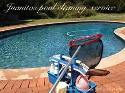 Juanitos swimming pool and filters cleaning service