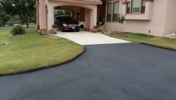 Asphalt-Seal Coating-Striping-Concrete