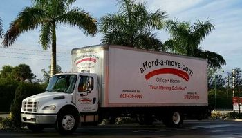 Afford-A-Move. MOVE, DELIVERY & STORAGE