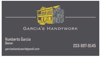 Gracias Handywork by Humberto Garcia