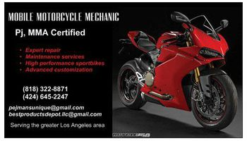 Motorycle Mechanic for your Service Needs - Free tips and advice
