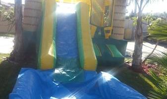 Party Rentals. Jumpers, tables, chairs and canopies
