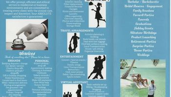 Concierge, Personal Assistant & Event Planning Services
